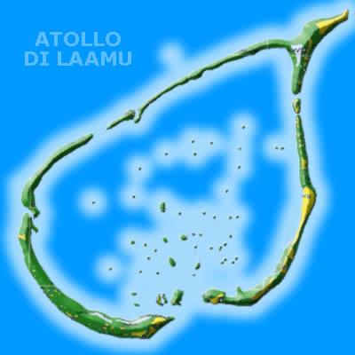 atollo di laamu - maldive