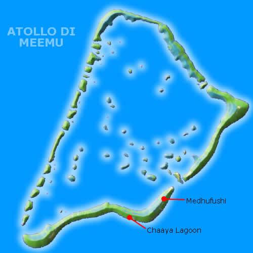 Atollo di Meemu - Maldive