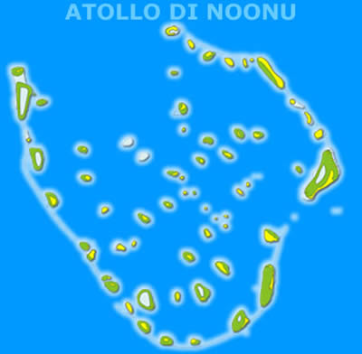 Maldive - atollo di noonu