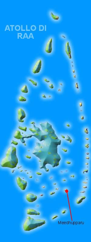 Atollo di Raa - Maldive