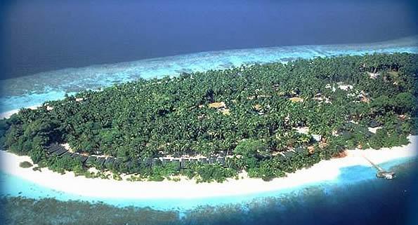 atollo di gnaviyani alle maldive